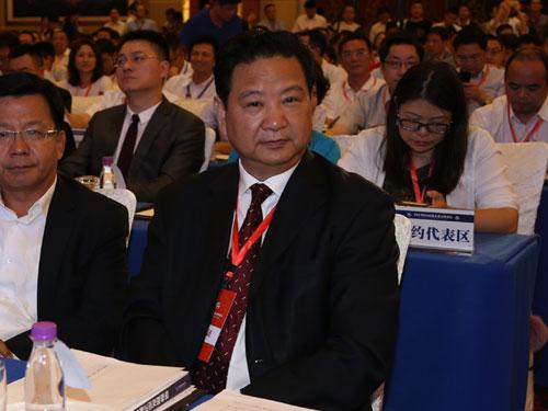 黄海嵩 中国企联驻会副会长